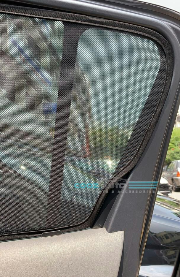 Nissan Grand Livina 2007 - 2012 Magnetic Ninja Sun Shade Sunshade