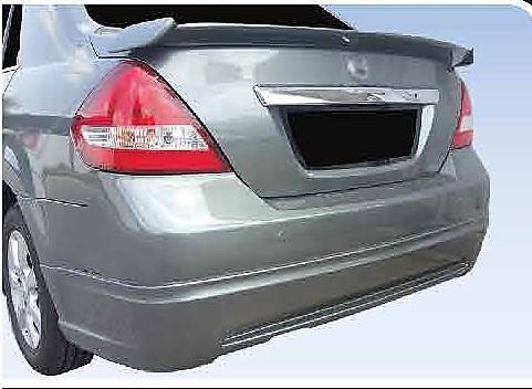 Nissan Latio 2009 Sedan Impul Bodykit ABS