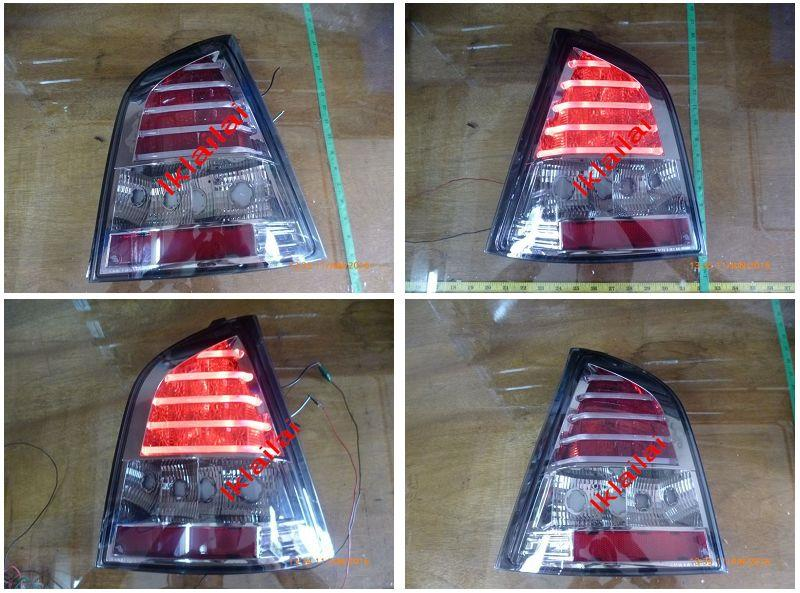 NISSAN LIVINA '06-10 LED Tail Lamp [Smoke]