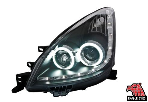 NISSAN LIVINA EAGLE EYES Projector CCFL Daylight Head Lamp [HL-129]