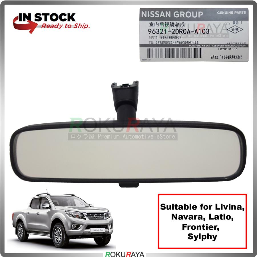 Nissan Livina Latio Navara Teana Rear View Room Mirror