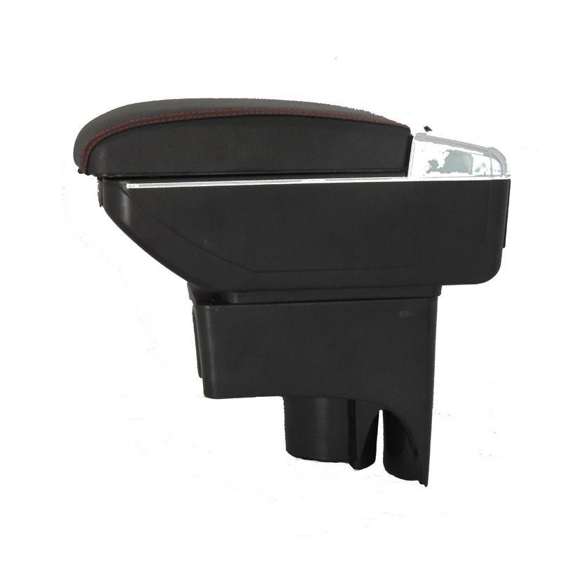 Nissan Livina X-Gear Adjustable Armrest Arm Rest w USB slot