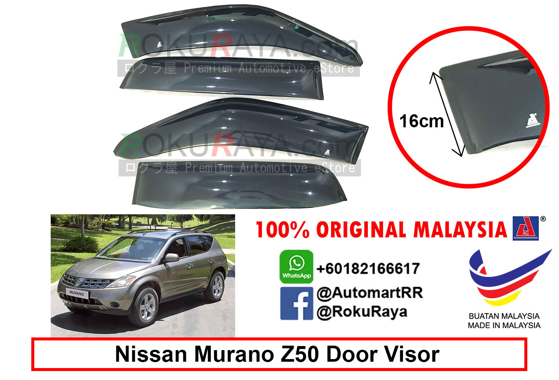 Nissan Murano Z50 2002-2007 AG Door (end 10 11 2020 1 30 AM) 5408763b161