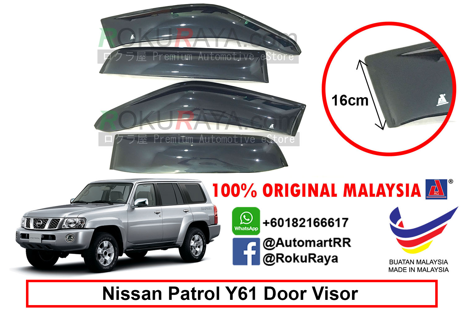 Nissan Patrol Y61 5th Gen Ag Door End 10 11 2020 1 12 Am