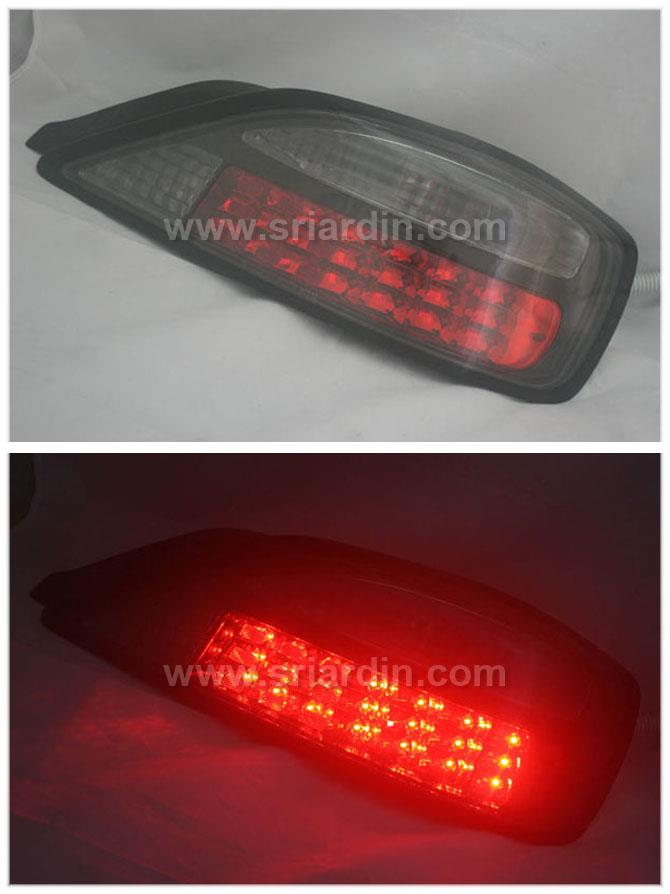 NISSAN Silvia S15 99  Smoke LED Tail Lamp