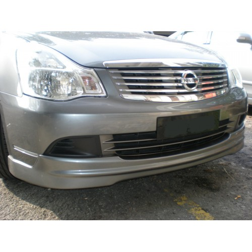 Nissan Sylphy 2011 Oem Bodykit Skirting With Oem Paint
