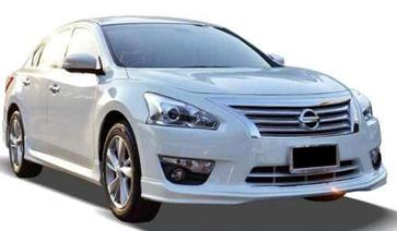 Nissan Teana 2015 Oem Bodykit Skirting With Oem Paint