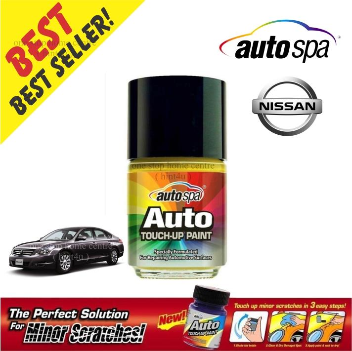 Nissan Teana Autospa Touch Up Paint