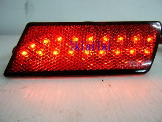 NISSAN X-TRAIL '03-08 Rear Bumper Reflector LED Light [2-way]