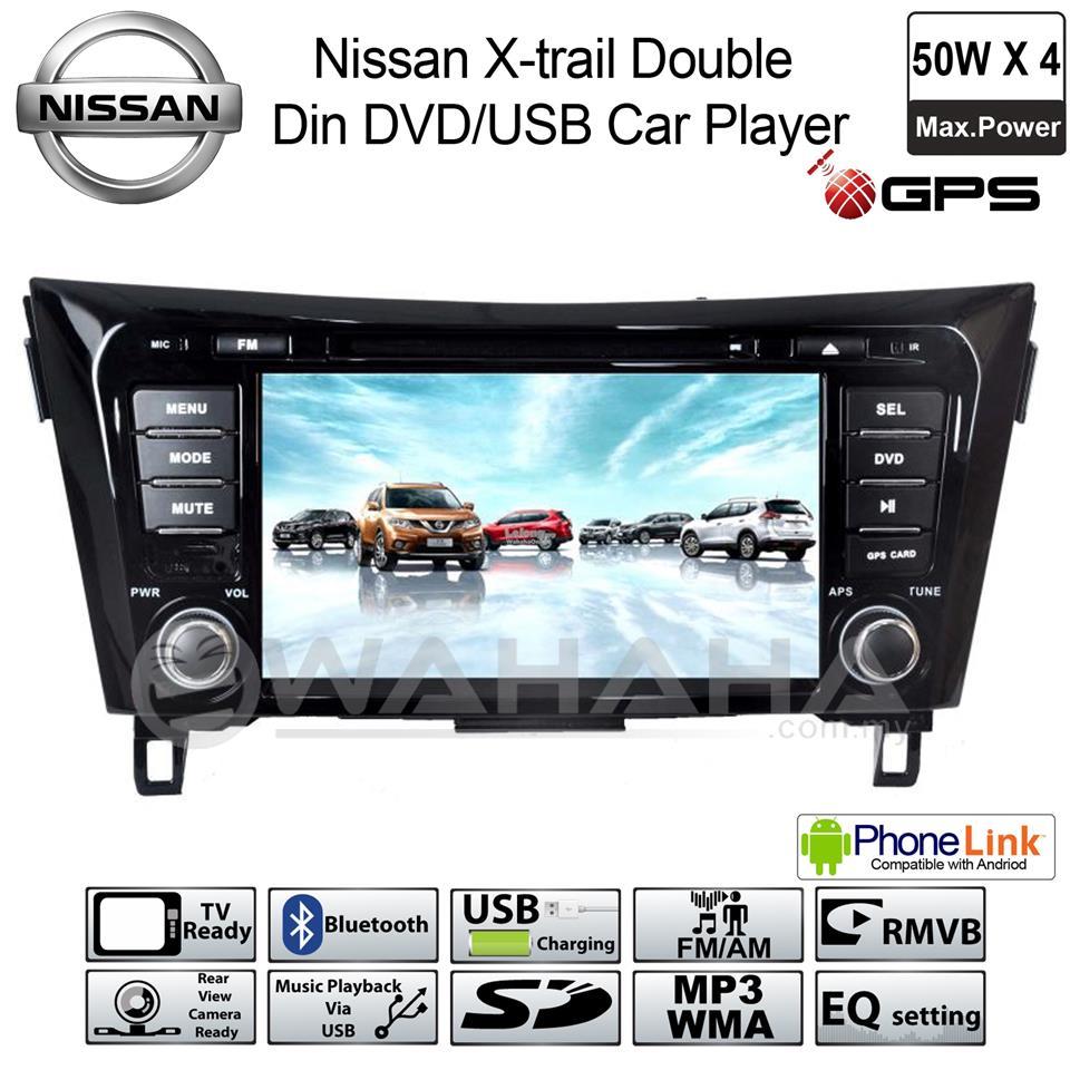 NISSAN X-TRAIL Plug & Play DVD USB B (end 9/2/2019 10:44 AM)