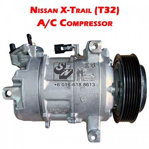 Nissan X-Trail (T32) Air Cond Compressor