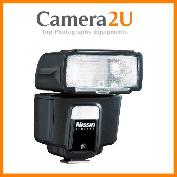 New Nissin i40 Speedlight Flash Light for Sony Camera (MSIA)
