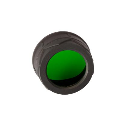 Nitecore Green Filter for Flashlight Head Diameter 34mm (NFG34)