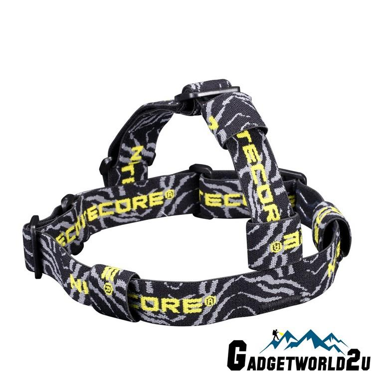 Nitecore Headband HB02 for Flashlight