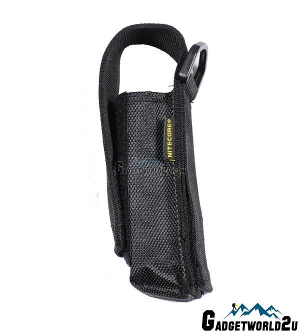 Nitecore Holster for 1x Large 18650 Flashlight w Belt Loop