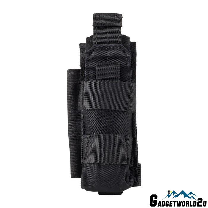 Nitecore NCP40 Cordura Multi-Function Tactical Holster - Black