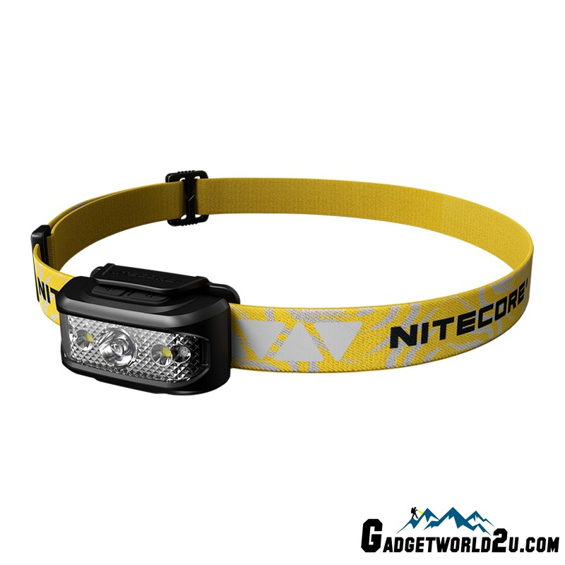 Nitecore NU17 CREE XP-G2 S3 LED Rechargeable Headlamp