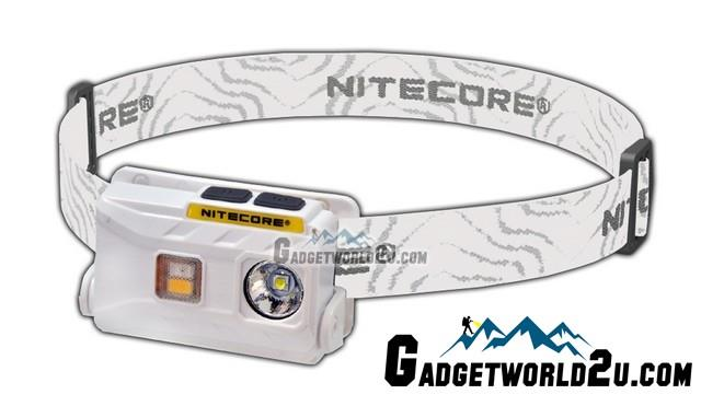 Nitecore NU25 360L CREE XP-G2 LED Rechargeable Headlamp - White