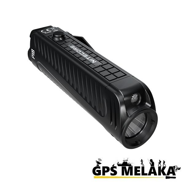 Nitecore P18 Die-Cast Cree XHP35 HD LED Flashlight - 1800 Lumens