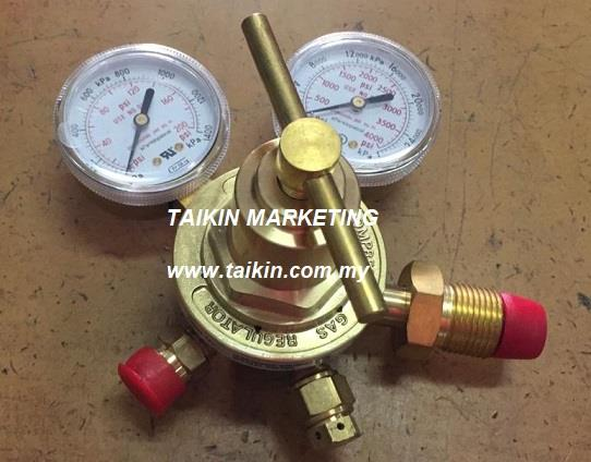 Nitrogen Compressed Gas Regulator Single Stage