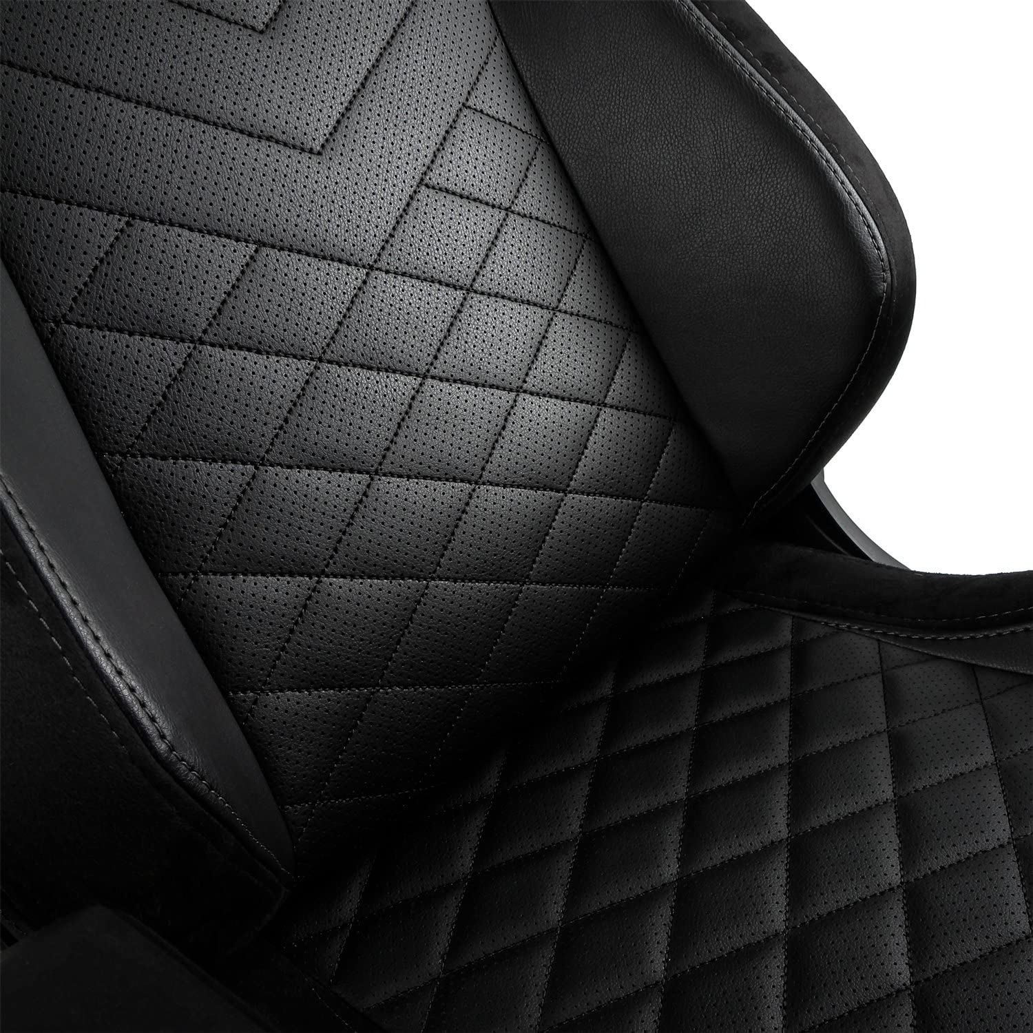 NOBLECHAIRS EPIC BLACK GAMING CHAIR - NBL-PU-BLA-002