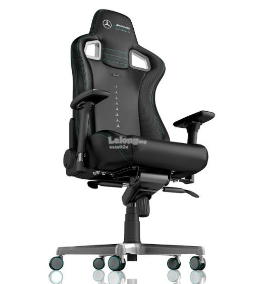 NOBLECHAIRS EPIC MERCEDES GAMING CHAIR - AMG PETRONAS MOTORSPORT