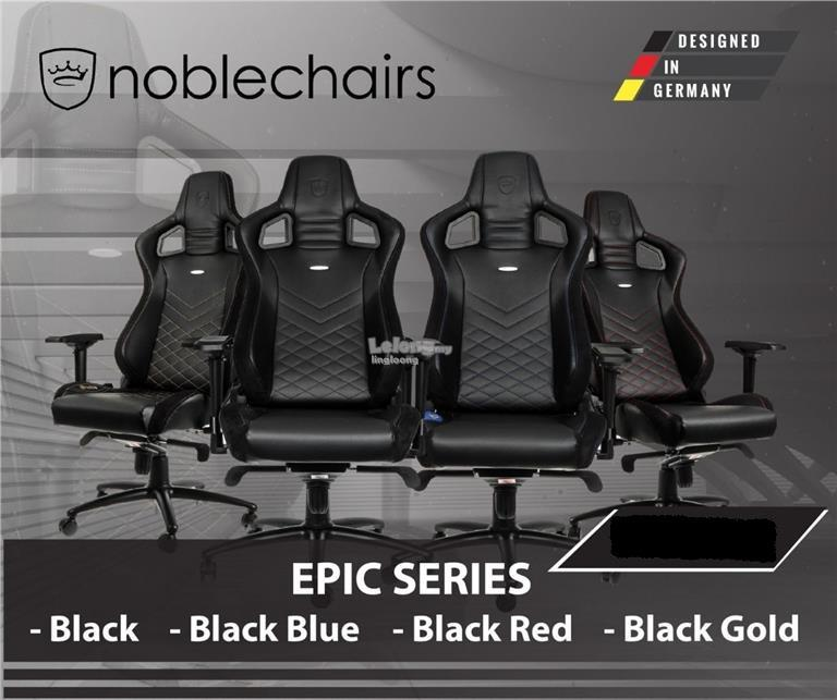 Noblechairs Epic Series Ergonomi End 9 20 2019 7 39 Pm