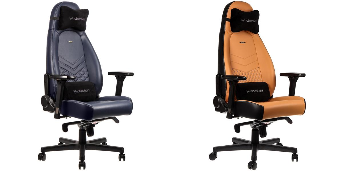 Picture of: Noblechairs Icon Real Leather Gami End 1 17 2021 1 27 Am