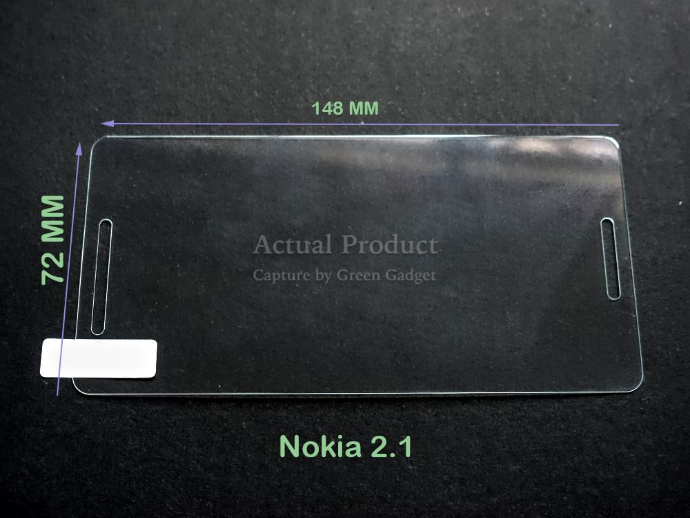 NOKIA 2.1 Screen Protector Tempered Glass