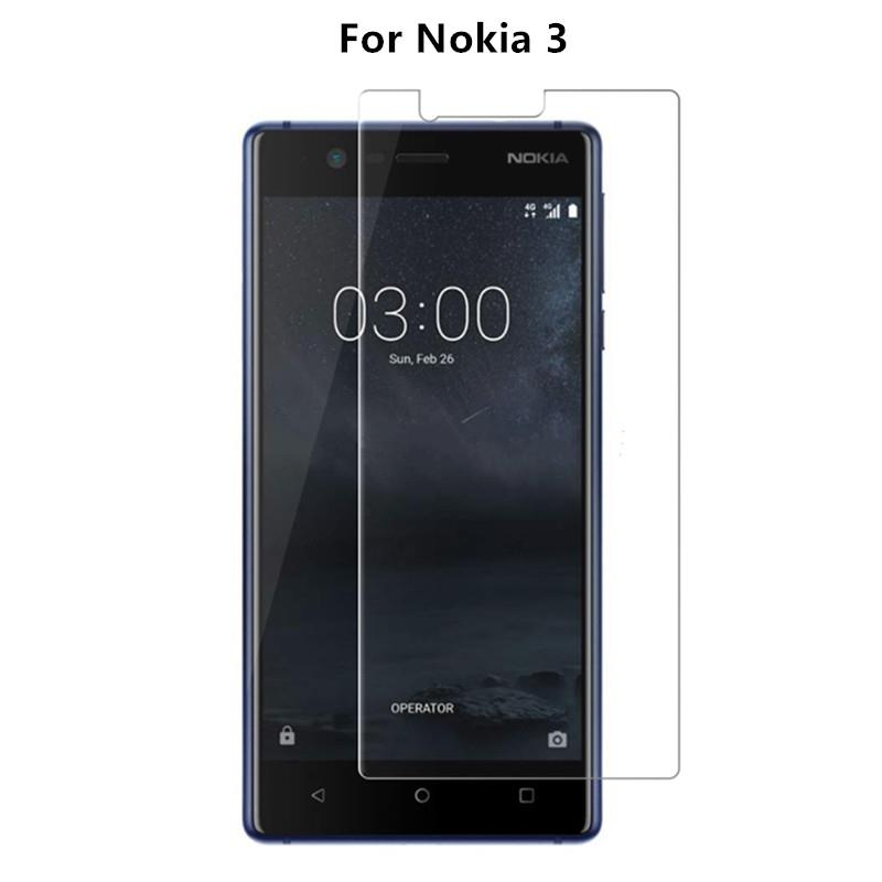 NOKIA 3 CLEAR TEMPERED GLASS SCREEN PROTECTOR