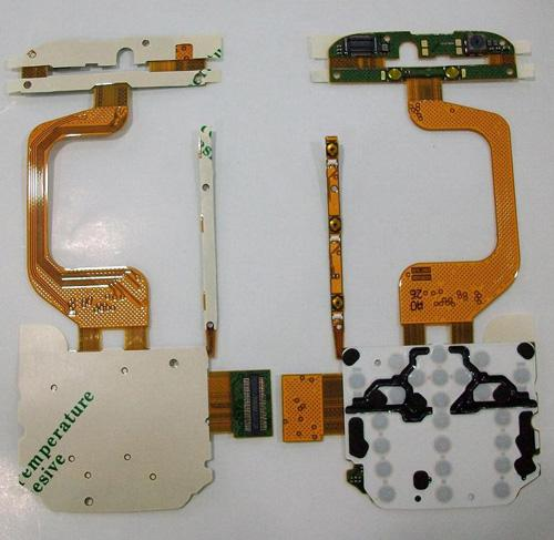 Nokia 5730 C6 C6-00 C7 C7-00 N97 Mini E7 E7-00 Lcd Keyboard Flex Cable