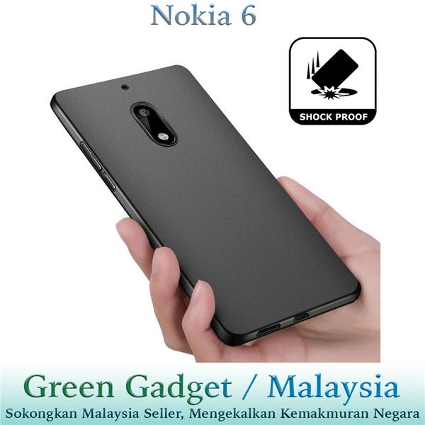 NOKIA 6 Case Cover Thin Fit Hard