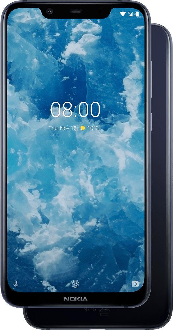 NOKIA 8.1 (ORIGINAL set by NOKIA Malaysia) READY STOCK