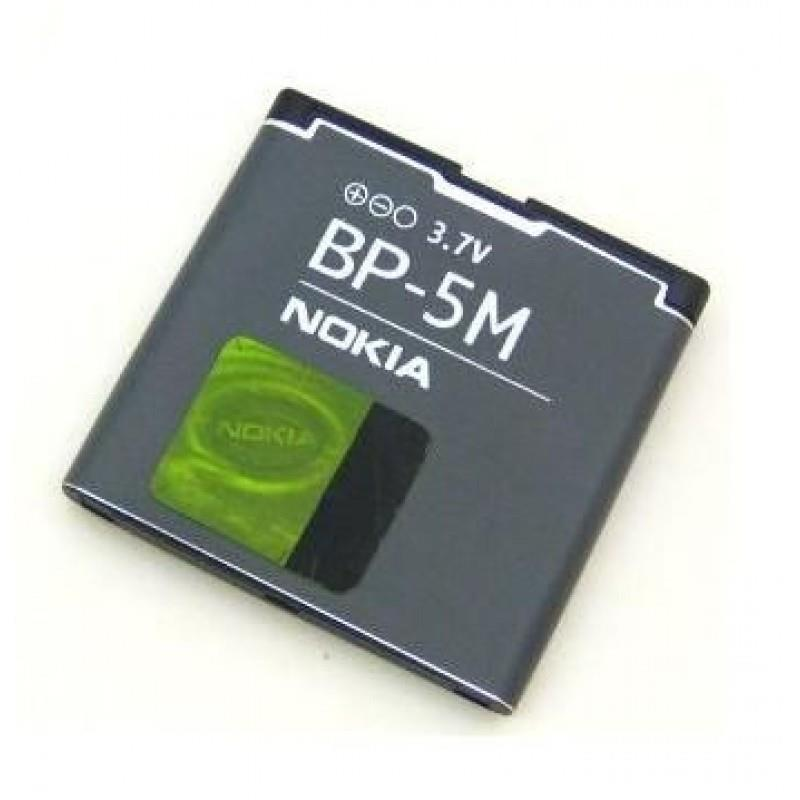 Nokia BP5M BP-5M Battery 7390 6500s 6220c Battery*AP