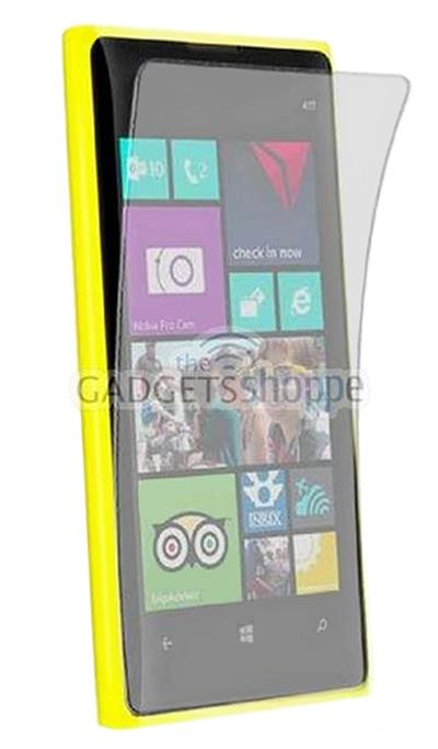 NOKIA LUMIA 1020 CLEAR SCREEN PROTECTOR