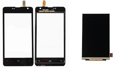 Nokia Lumia 430 Lumia430 Display Lcd / Digitizer Touch Screen