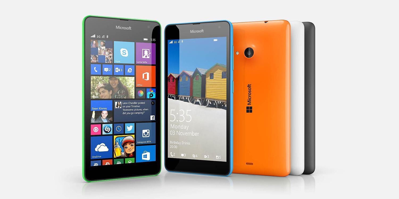 Nokia Lumia 535 8gb Rom 1gb Ram End 3 10 2016 415 Pm Local Original Set New