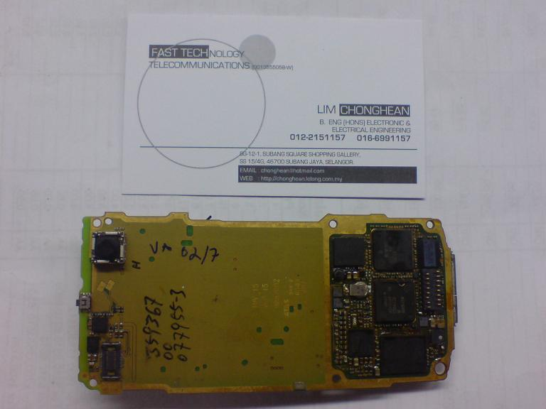 NOKIA SERVICE AND REPAIR @ FASTECH