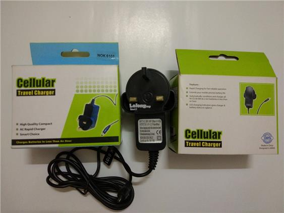 Nokia smart travel charger