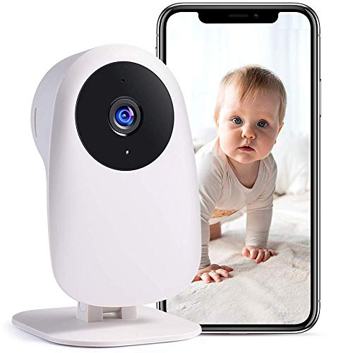 ~ Nooie Baby Monitor with Camera and Audio 1080P Night Vision Motion and Soun