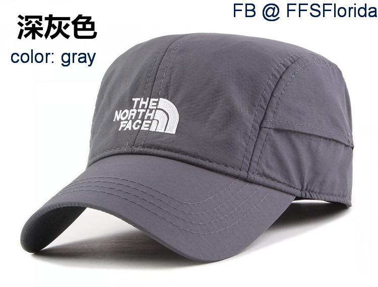 30e87f54d7e North Face Anti UV fast dry Summer Hiking Outdoor Training Sport Cap. ‹ ›