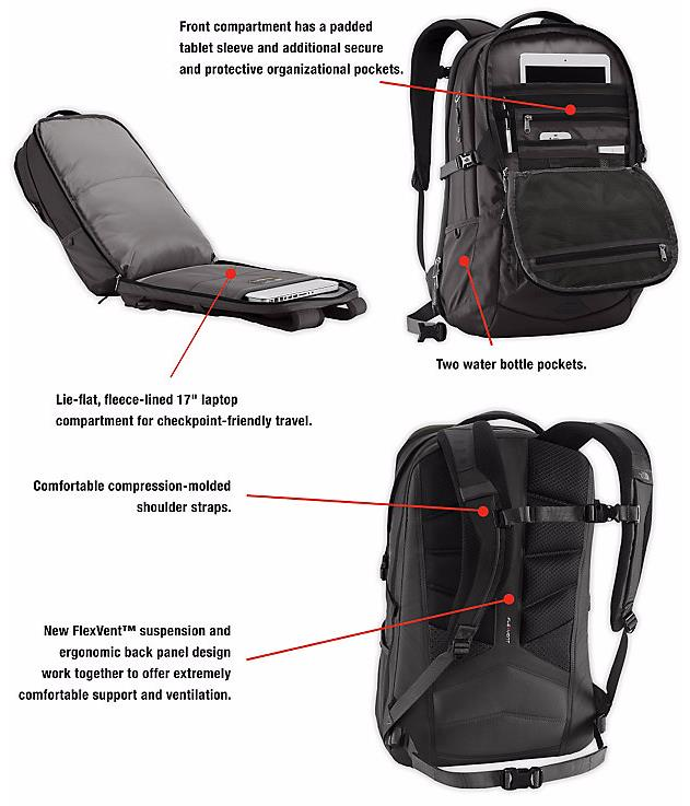 Router Backpack: The North Face Router Backpack (end 6/3/2017 5:15 PM