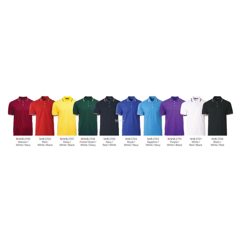 NORTH HARBOUR Saffron Polo NHB2700 (Men)