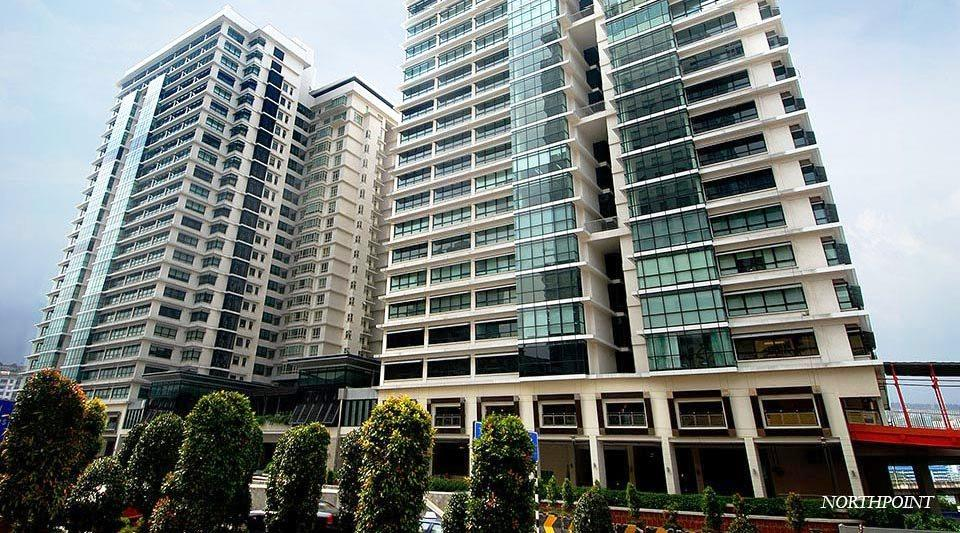 Northpoint Office for rent, Next to Mid Valley Mall, Large unit, KL