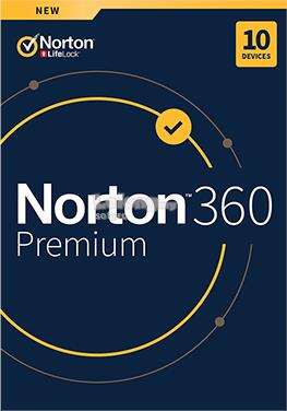 NORTON 360 STANDARD / DELUXE / PREMIUM (2020) antivirus security