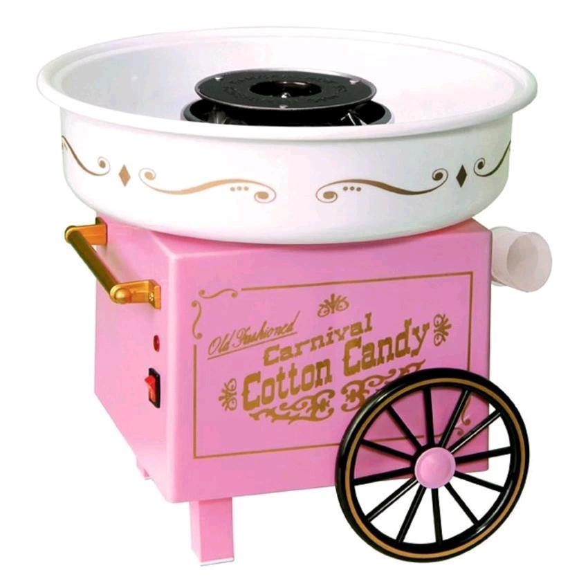 Nostalgia Hard & Sugar-Free Candy Cotton Candy
