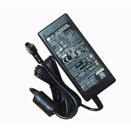 Notebook Charger Adaptor for Monitor LG 19V 2.1A (40W) 6.5 x 4.4mm