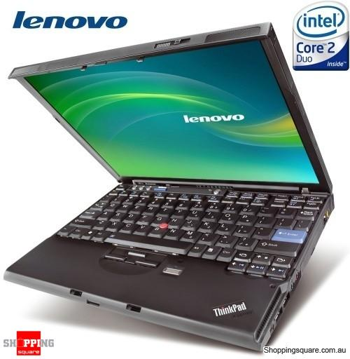 Notebook Laptop Thinkpad T60 - C2D /1GB/80GB Bad battery