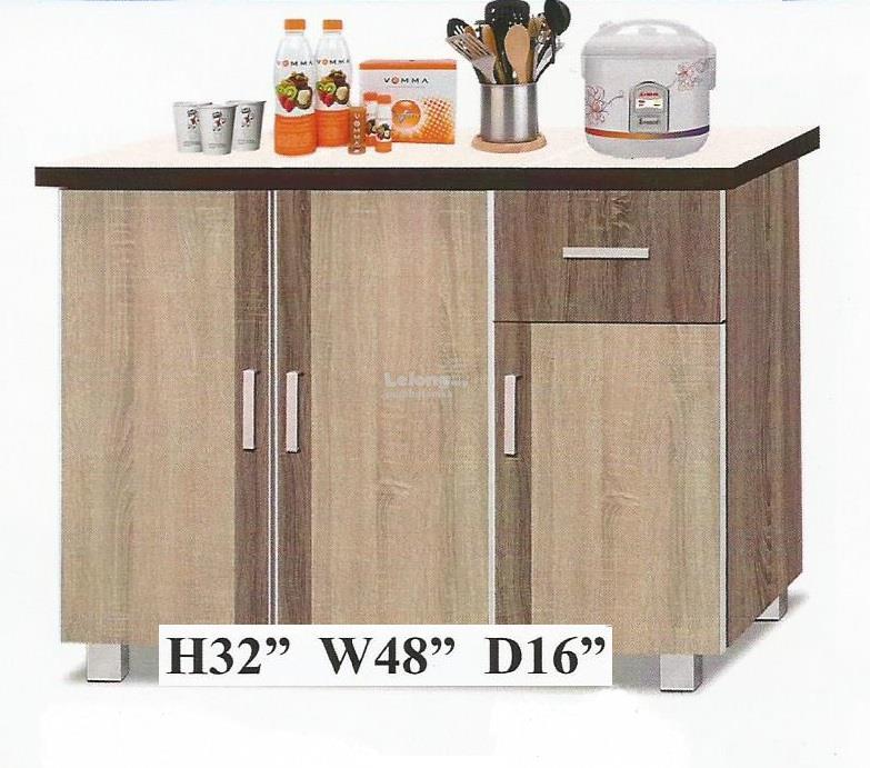 Nova 3 Doors Kitchen Cabinet End 11142017 115 Am