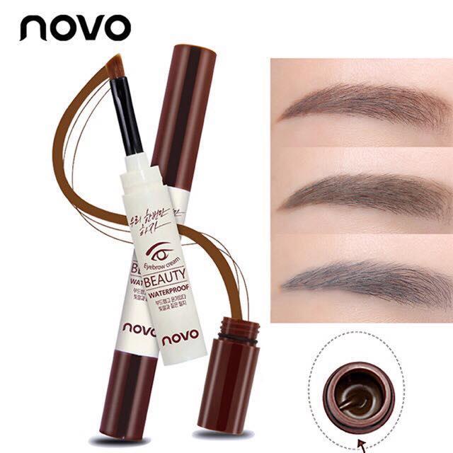 Novo Eyebrow Cream Waterproof Eye Br End 8242019 915 Am